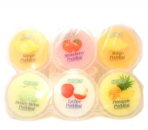 Cocon Assorted Fruit Flavour Jelly Pudding | Buy Online at the Asian Cookshop